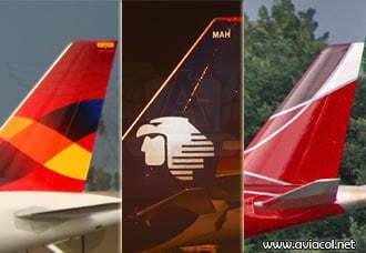 Avianca y Taca firman acuerdo para implementar códigos compartidos con Aeroméxico | Aviacol.net El Portal de la Aviación Colombiana