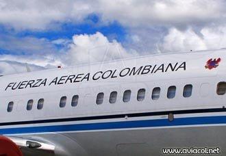 La FAC despliega sus aeronaves y servicios durante la Cumbre de las Américas | Aviacol.net El Portal de la Aviación Colombiana