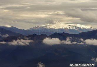Cierre de aeropuertos de Manizales, Pereira, Armenia y Cartago por cenizas del Nevado del Ruíz | Aviacol.net El Portal de la Aviación Colombiana