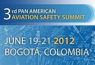 3a Cumbre Panamericana de Seguridad Aérea en Bogotá | Aviacol.net El Portal de la Aviación Colombiana