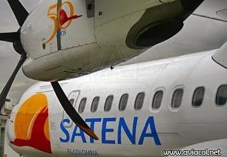 Proveedores interesados en contratar con Satena pueden registrarse en página de la entidad | Aviacol.net El Portal de la Aviación Colombiana