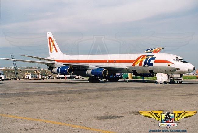 AeroTranscolombiana de Carga S.A. ATC | Aviacol.net El Portal de la Aviación Colombiana