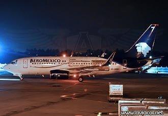 Aeroméxico inaugura su nuevo vuelo directo Bogotá – Cancún | Aviacol.net El Portal de la Aviación Colombiana
