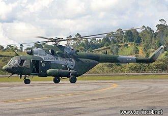 Helicóptero del Ejército Nacional se accidenta en Carepa, Antioquia   Aviacol.net El Portal de la Aviación Colombiana