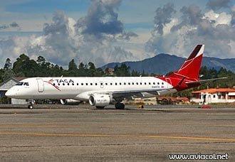 TACA abre vuelos directos desde Lima a Medellín y Cali   Aviacol.net El Portal de la Aviación Colombiana