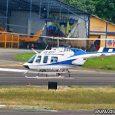 Helicóptero de Helyfly aterriza de emergencia y es incinerado | Aviacol.net El Portal de la Aviación Colombiana