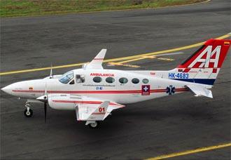 Cessna 421 sufre incidente en Arauca   Aviacol.net El Portal de la Aviación Colombiana