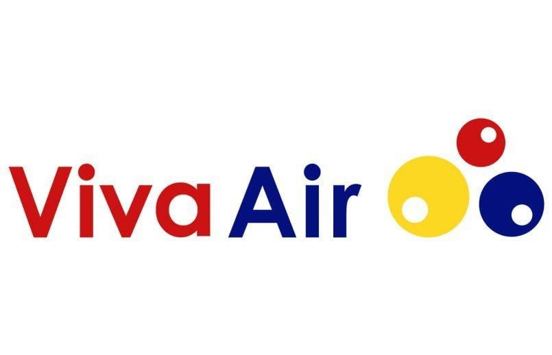 Logo de Viva Air.