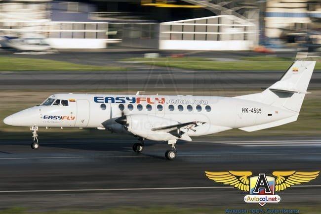 British Aerospace Jetstream 41 de Easyfly