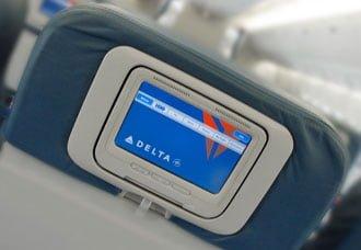 Delta Air Lines presenta el sistema mejorado de entretenimiento a bordo para Colombia   Aviacol.net El Portal de la Aviación Colombiana
