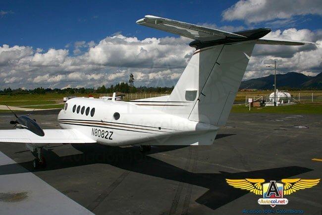 Beechcraft King Air 250, una nueva opción en Colombia | Aviacol.net El Portal de la Aviación Colombiana