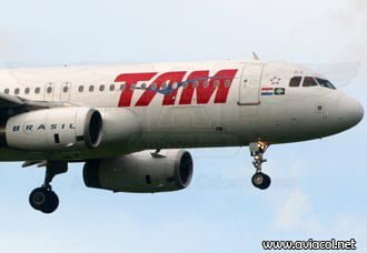 TAM transfiere operación entre Bogotá y Sao Paulo a LAN Colombia | Aviacol.net El Portal de la Aviación Colombiana