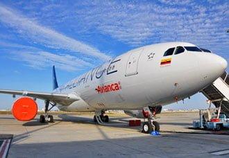 Avianca y TACA reciben su Airbus número 100, primer A330 en colores de Star Alliance   Aviacol.net El Portal de la Aviación Colombiana