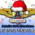 ¡Aviacol.net les desea feliz nuevo año 2013! | Aviacol.net El Portal de la Aviación Colombiana