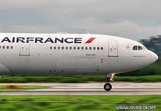 Air France cumple 60 años de operación en Colombia   Aviacol.net El Portal de la Aviación Colombiana
