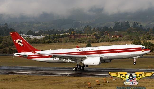 Tampa Cargo: la historia de una aerolínea en sus colores   Aviacol.net El Portal de la Aviación Colombiana