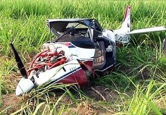 Ultraliviano se accidentó en Jamundí, Valle | Aviacol.net El Portal de la Aviación Colombiana