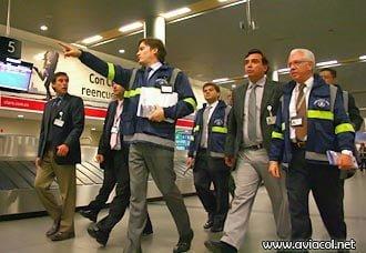 Autoridades recorren El Dorado, preparándose para Semana Santa | Aviacol.net El Portal de la Aviación Colombiana