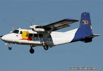 Satena recibirá tres aviones Harbin Y-12 de fabricación china | Aviacol.net El Portal de la Aviación Colombiana