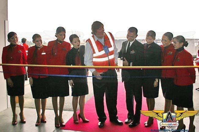 LAN Colombia presentó oficialmente su nueva flota de Boeing 767 | Aviacol.net El Portal de la Aviación Colombiana