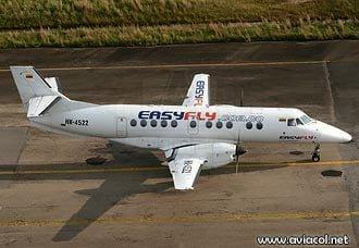 Easyfly aumenta operaciones en Neiva | Aviacol.net El Portal de la Aviación Colombiana