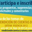 Satena invita a participar en su rendición de cuentas | Aviacol.net El Portal de la Aviación Colombiana