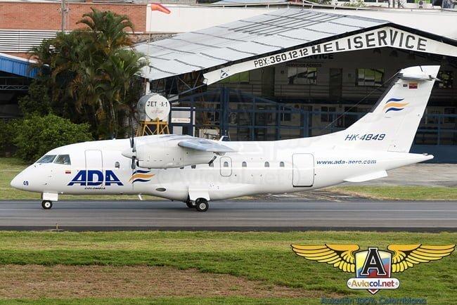 Fairchild-Dornier 328 de ADA