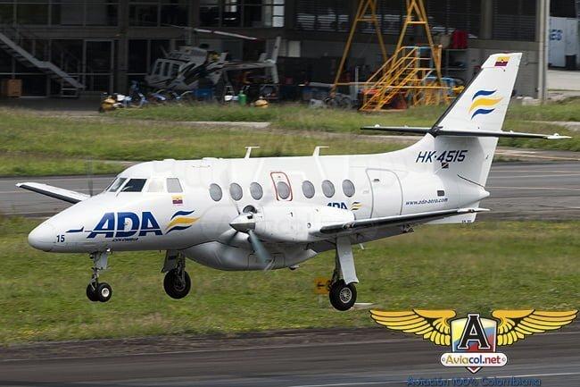 British Aerospace Jetstream 32 de ADA
