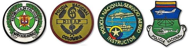 Historia de la Aviación de la Policía Nacional de Colombia | Aviacol.net El Portal de la Aviación Colombiana