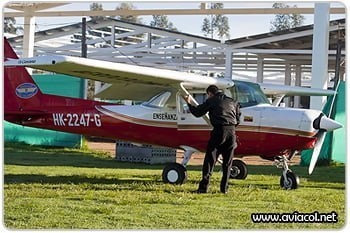 Inspección 360 - Aviacol.net