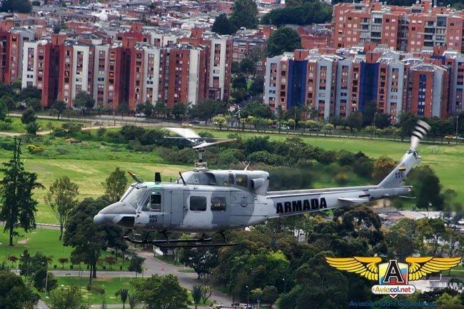 Revista aérea del 20 de julio de 2013 en Bogotá | Aviacol.net El Portal de la Aviación Colombiana