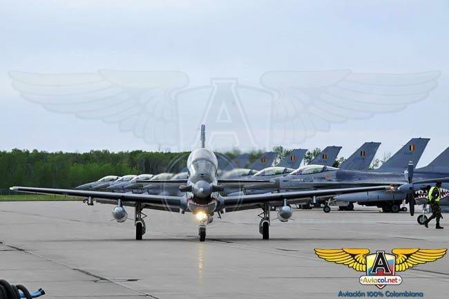El CF-18 Demo Team en Colombia: punta de lanza de la relación entre la FAC y la RCAF   Aviacol.net El Portal de la Aviación Colombiana