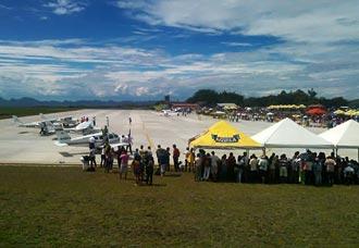 Festival aéreo en el aeropuerto Perales de Ibagué   Aviacol.net El Portal de la Aviación Colombiana
