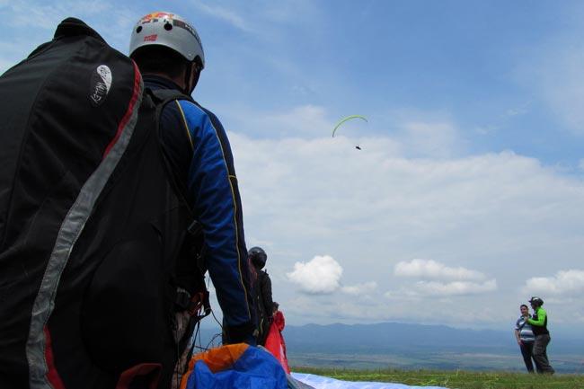 XV Encuentro Recreativo Parapente Anserma 2013   Aviacol.net El Portal de la Aviación Colombiana