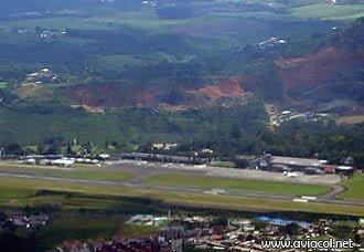 Pista de aeropuerto Matecaña de Pereira, cerrada por mantenimiento | Aviacol.net El Portal de la Aviación Colombiana