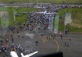 Cuantiosos daños en aeropuerto de Quibdó, luego de bloqueo | Aviacol.net El Portal de la Aviación Colombiana