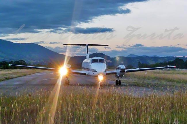 La aviación en Boyacá, reactivada por el paro agrario   Aviacol.net El Portal de la Aviación Colombiana