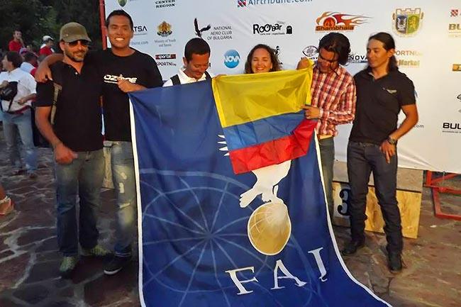 Colombia: cuarto mejor país a nivel mundial en parapente Cross Country | Aviacol.net El Portal de la Aviación Colombiana
