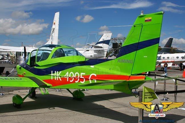 La nueva apuesta de la industria aérea colombiana: Mylius MY-103 | Aviacol.net El Portal de la Aviación Colombiana