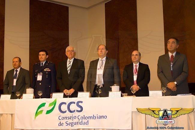 IX Encuentro Internacional de Seguridad Aérea | Aviacol.net El Portal de la Aviación Colombiana