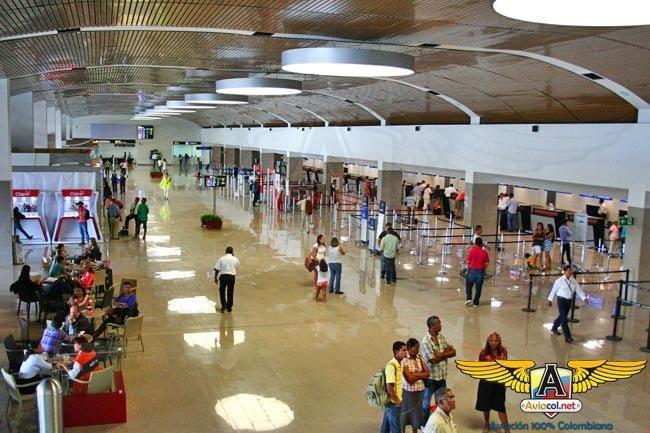 Inauguración de obras de remodelación y ampliación de aeropuerto de Cartagena   Aviacol.net El Portal de la Aviación Colombiana