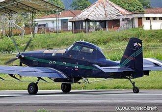 Avión de fumigación se estrella en el Caquetá | Aviacol.net El Portal de la Aviación Colombiana