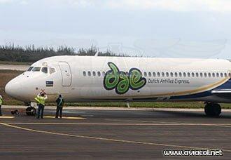 Aerolínea Dutch Antilles Express DAE es declarada en quiebra | Aviacol.net El Portal de la Aviación Colombiana