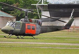 Helicóptero UH-1N del Ejército de Colombia se accidenta en La Guajira | Aviacol.net El Portal de la Aviación Colombiana