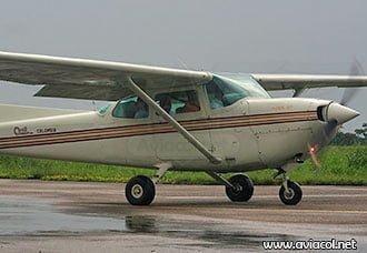 Cessna 172 se accidenta en cercanías a Mapiripán, Meta | Aviacol.net El Portal de la Aviación Colombiana