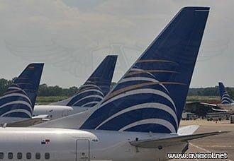 Problemas en red tecnológica de Copa genera retrasos y cancelaciones de vuelos | Aviacol.net El Portal de la Aviación Colombiana