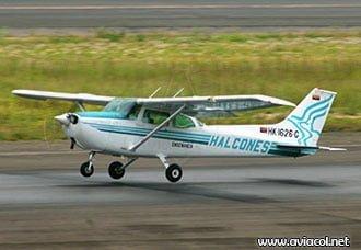 Incidente de Cessna 172 en Medellín | Aviacol.nert El Portal de la Aviación Colombiana
