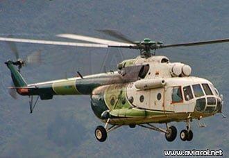 Mi-17 sufre incidente en Orito, Putumayo | Aviacol.net El Portal de la Aviación Colombiana