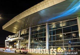 Inaugurado nuevo muelle nacional de aeropuerto El Dorado | Aviacol.net El Portal de la Aviación Colombiana