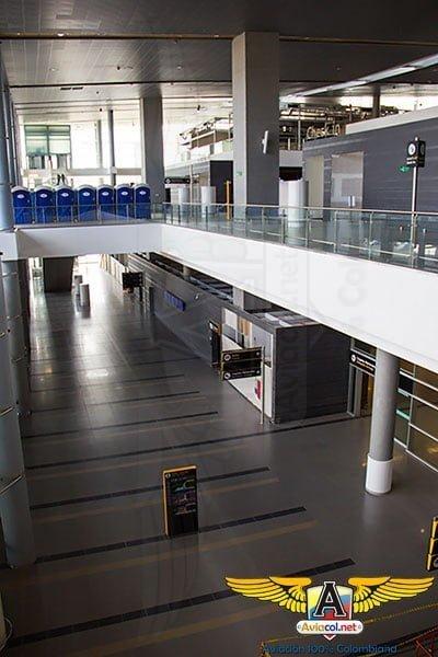 Avances en obras de El Dorado | Aviacol.net El Portal de la Aviación Colombiana